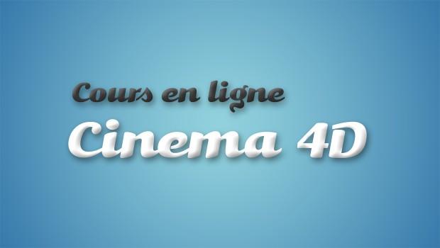 Protégé: CINEMA 4D R16 // 06. Modélisation, clonage & symétrie